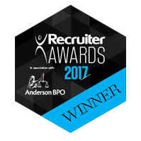 Recruiter Awards for Excellence 2017