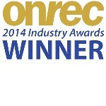 Onrec Winner 2014 - CareersinAudit.com [square]