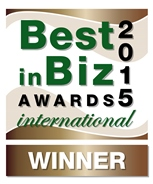 Best in Biz Awards International 2015