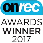 Onrec Awards Winner 2017 CareersinAudit.com