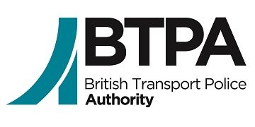 British Transport Police Authority (BTPA) logo